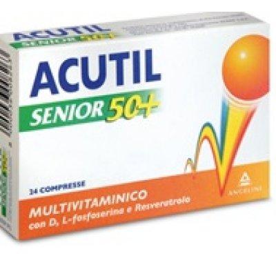 ACUTIL-INTEG MULTIV SENIOR 24CPR