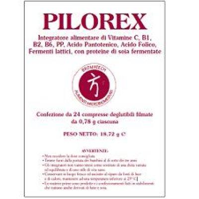 PILOREX-INTEG BIOL 24CPR