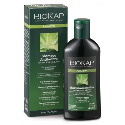 BIOKAP SH ANTIFORF 200ML