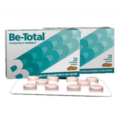 BETOTAL PLUS 40CPR