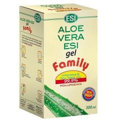ALOE VERA GEL FAMILY 500ML ESI
