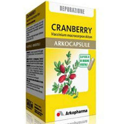 ARKOCAPSULE-CRANBERRY 45CPS