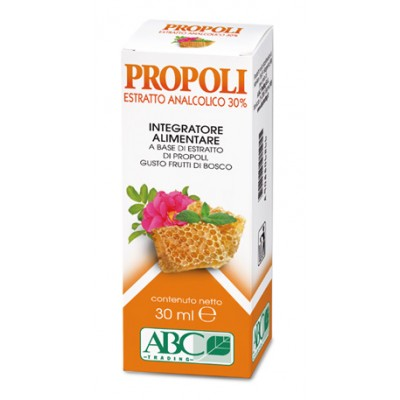 PROPOLI 30% ESTR ANALCO 30ML ABC