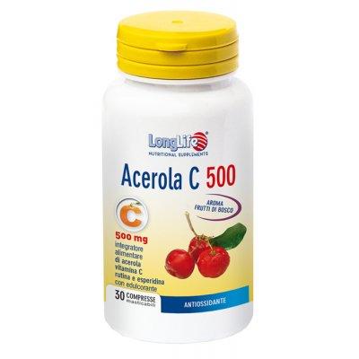 ACEROLA C500 30TAV LONG LIFE