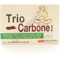 TRIOCARBONE PLUS 40CPR