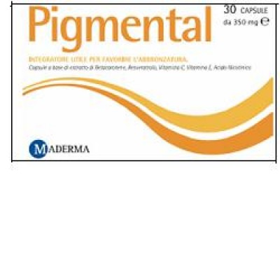 PIGMENTAL 30 CPS