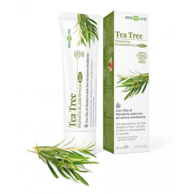 TEA TREE POMATA BIOSLINE
