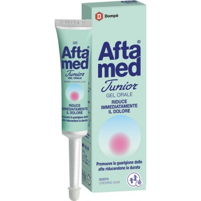 AFTAMED JUNIOR GEL 15 ML TAGLIO PREZZO