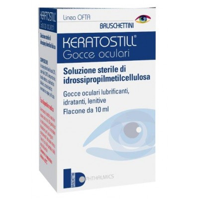KERATOSTILL SOL STER OCUL 10ML