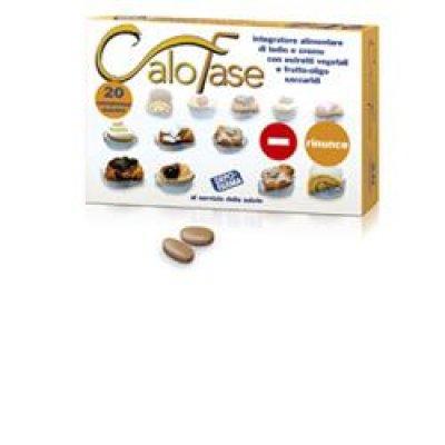 CALO FASE INTEG 20CPR 870MG