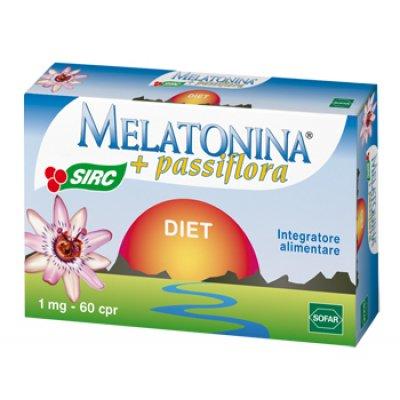 MELATONINA DIET 60CPR