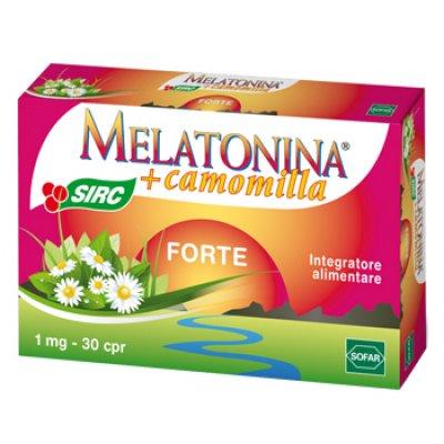 MELATONINA FORTE 30CPR