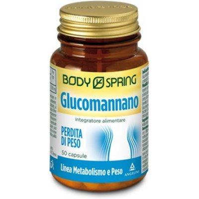BS GLUCOMANNANO PLUS  50 CPS