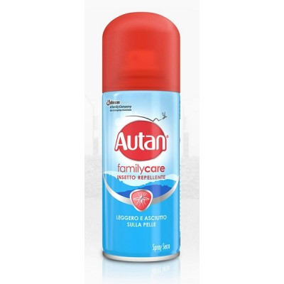 AUTAN FAMILY CARE SPRAY SECCO 100ML