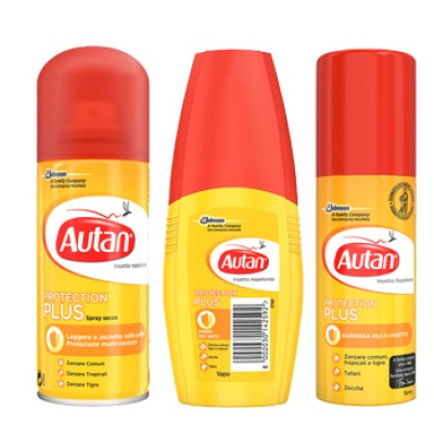 AUTAN  PLUS VAPO 100ML