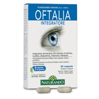 OFTALIA INTEG 30CPS