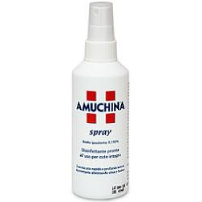 AMUCHINA-10% SPRAY 200ML