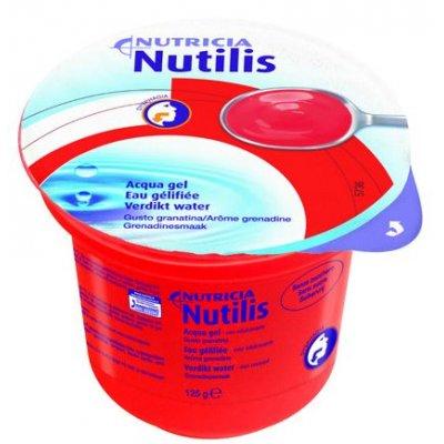 NUTILIS ACQUA GEL GRA 12X125G