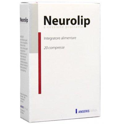 NEUROLIP 24CPR 1100MG
