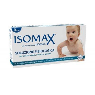 ISOMAX SOL FISIOL 20FL 5ML
