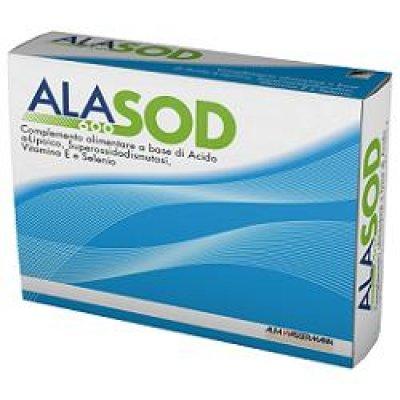 ALA600 SOD 20CPR 1020MG