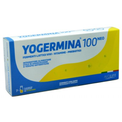 YOGERMINA NEO 100MLD 7FLAC 8ML