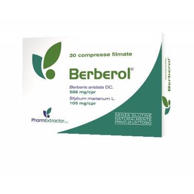 BERBEROL 30CPR 28,9G