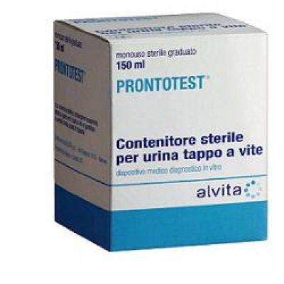 ALVITA PRONTOTEST CONT URIN T/VI