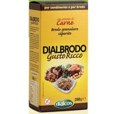 DIALBRODO GUSTO RICCO 250G