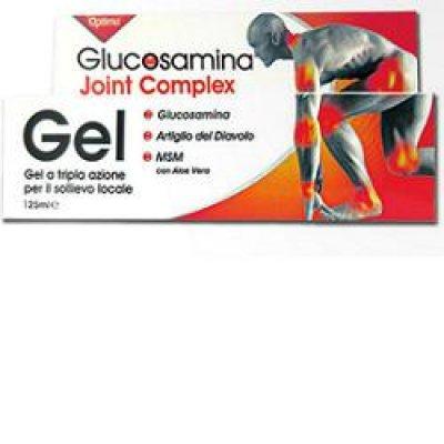GLUCOSAMINA JOINT COMP GEL 125ML