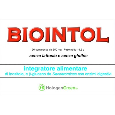 BIOINTOL INTEG 30 CPR