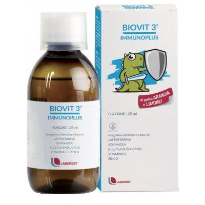 BIOVIT 3 IMMUNOPLUS 125ML