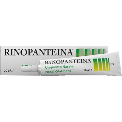 RINOPANTEINA UNGUENTO 10G
