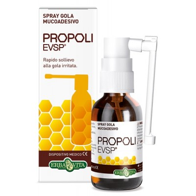 PROPOLI EVSP SPRAY GOLA 20ML EBV