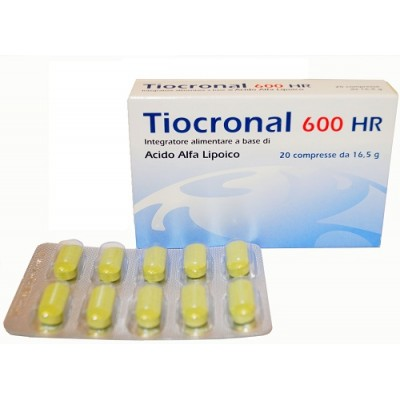TIOCRONAL 600HR 20CPR