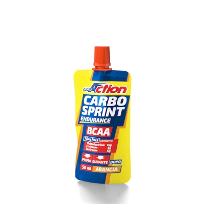 CARBO SPRINT BCAA ARANCIA 50ML