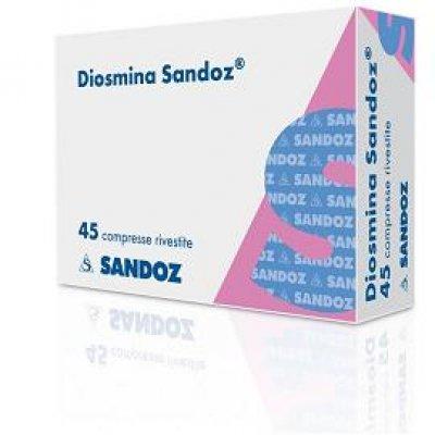 DIOSMINA SAND 45 CPR RIV