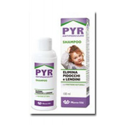 PYR SHAMPOO ANTIPARASS 100ML