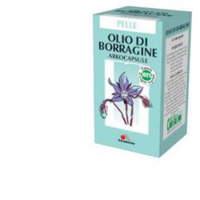 ARKOCAPSULE-OLIO BORRAGINE 60PRL