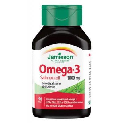OMEGA 3 SALMON OIL 90PRL