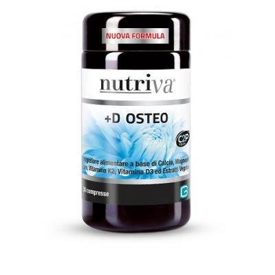 NUTRIVA D+ OSTEO 50CPR