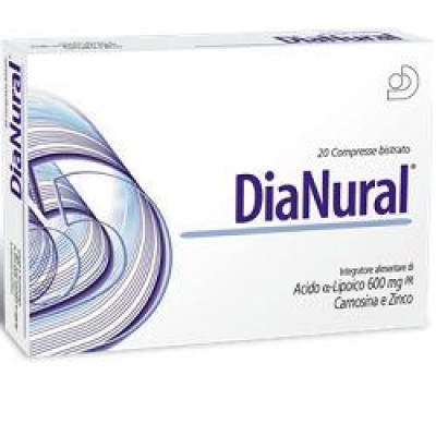 DIANURAL INTEGR.20CPR 1000MG