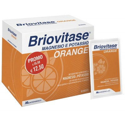BRIOVITASE ORANGE 14BUST