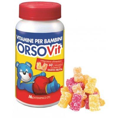 ORSOVIT CARAM GOMM T/FR S/GL 60P