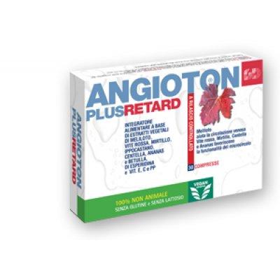 ANGIOTON PLUS RETARD 30CPR