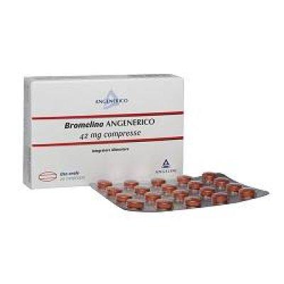 BROMELINA ANGENERICO 20CPR RIV