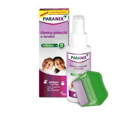 PARANIX SPRAY ANTIPEDICUL+PETT