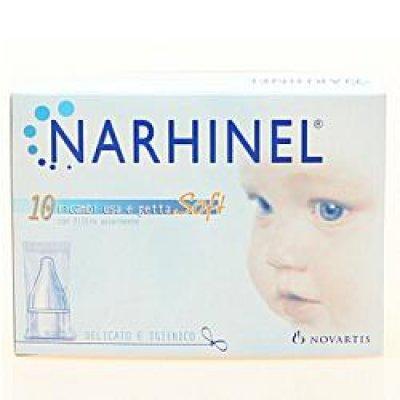NARHINEL RICAMBI SOFT 20PZ