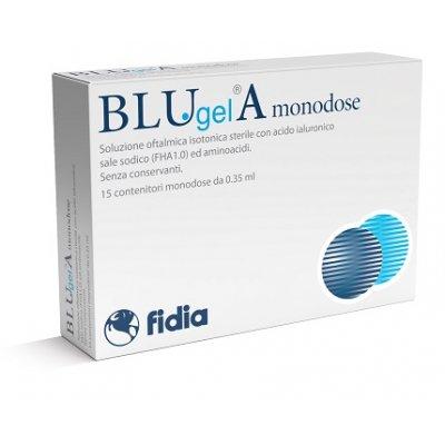 BLUGELA MONODOSE GTT OCULARI