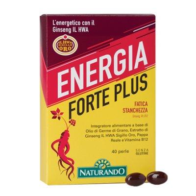 ENERGIA FORTE PLUS 40PRL